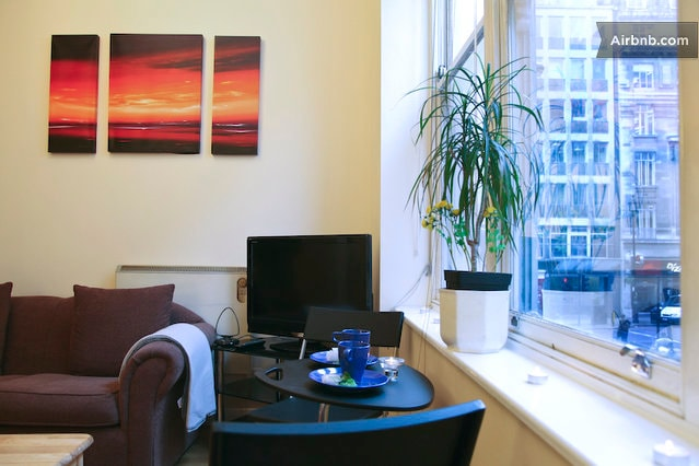 Central London Flat in Leicester Sq