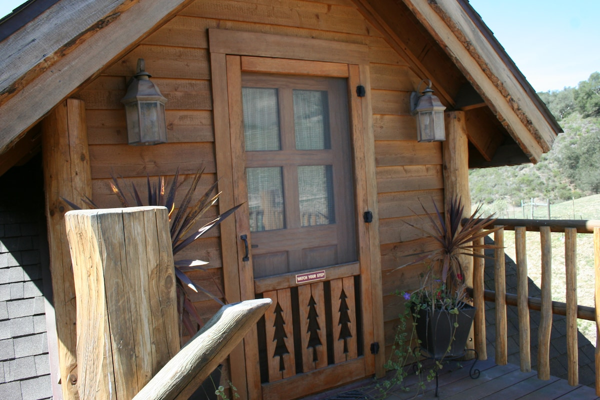 Exquisite Log Cabin Guest House