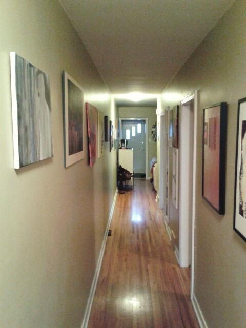 Character home, hard wood floors