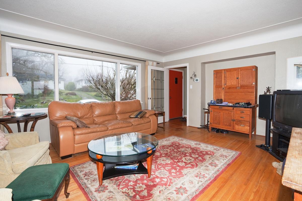 Lovely Main Living Room.