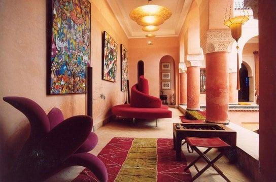 Amazing riad in Marrakech medina