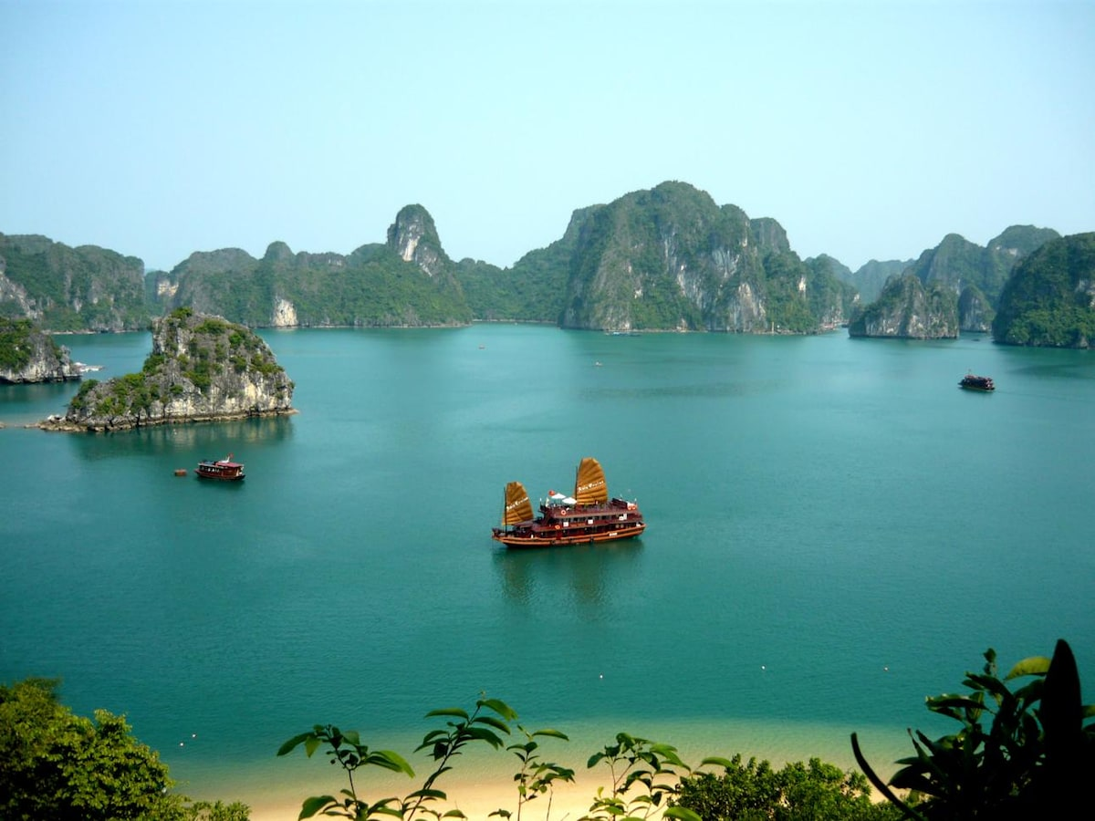 Halong Bay Overview