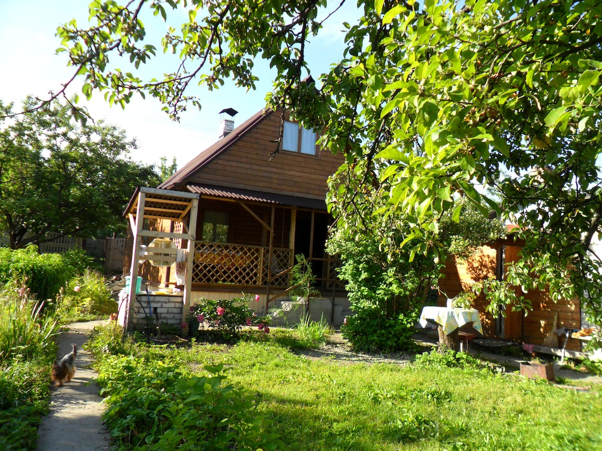 Гостевой дом у Галины под Минском