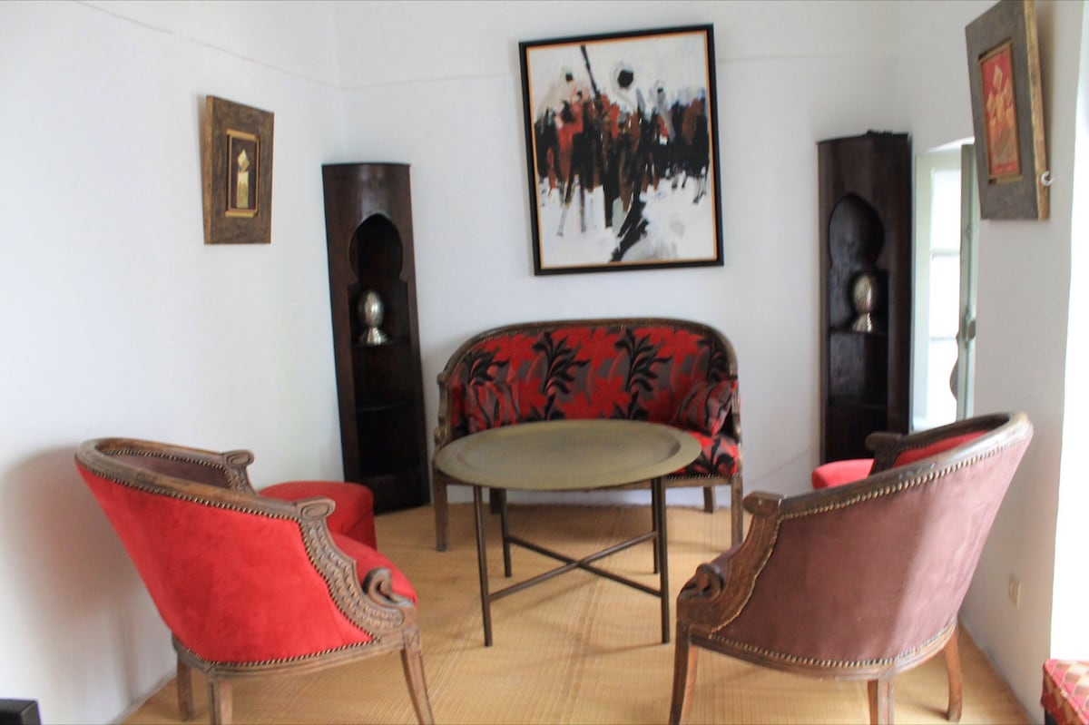 2 Private Room in a Cosy Riyad