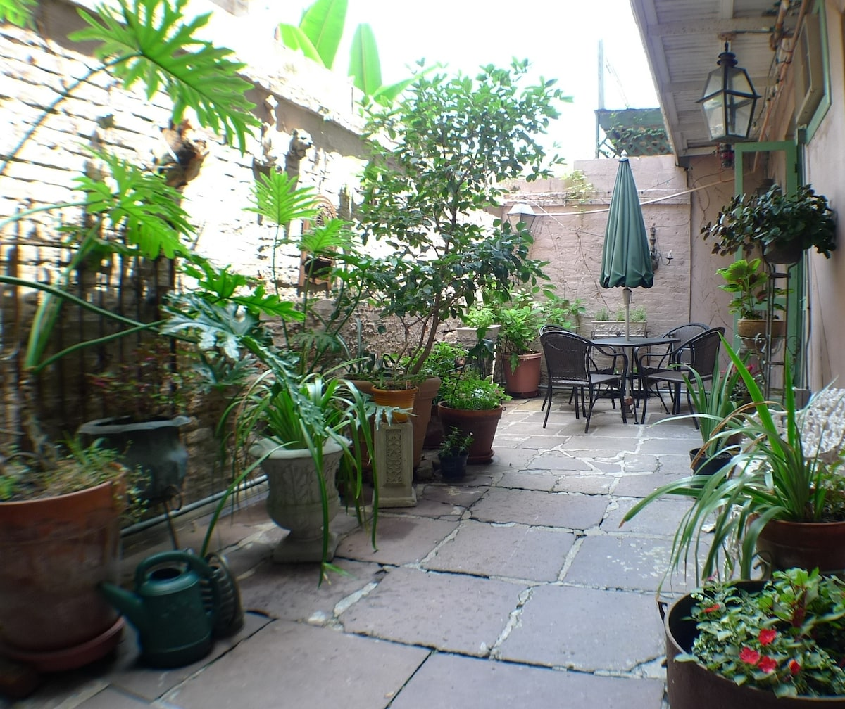 French Quarter Guest Suite