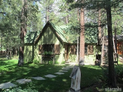 Cutest Cabin In South Lake Tahoe
