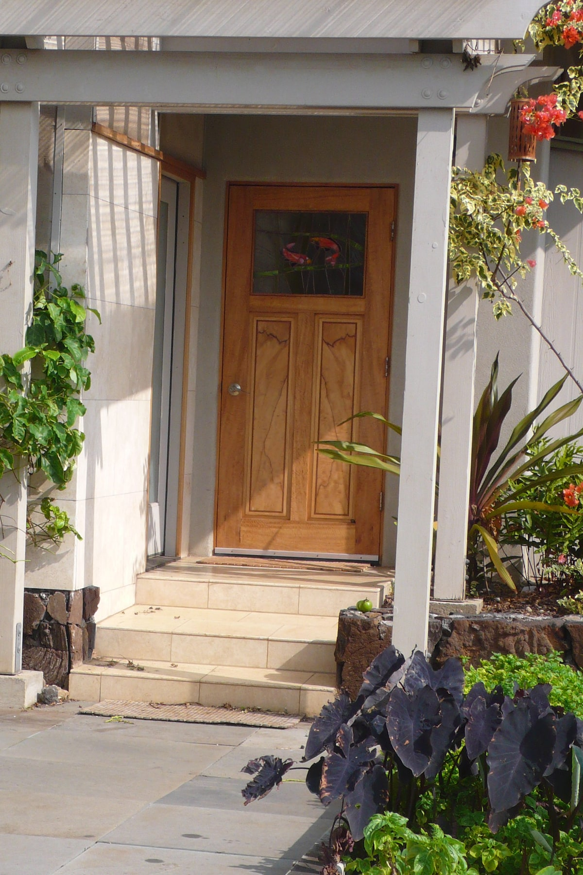 Eco-friendly Kohala Koi Guest Hale