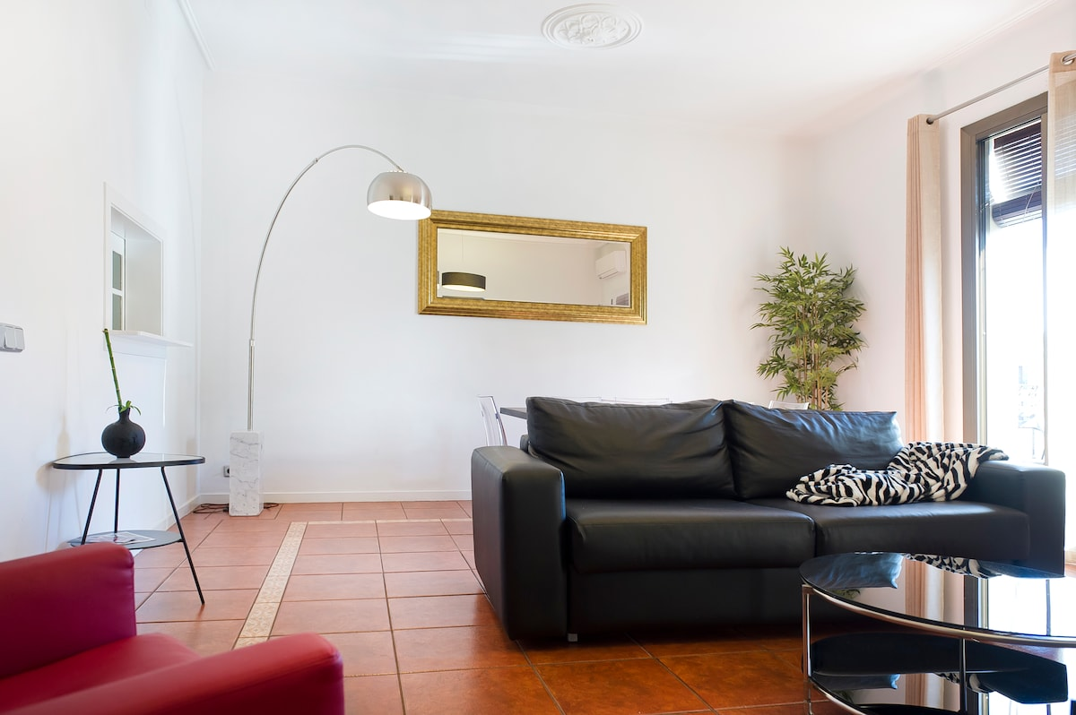 Fantastic design apartment Elmolino