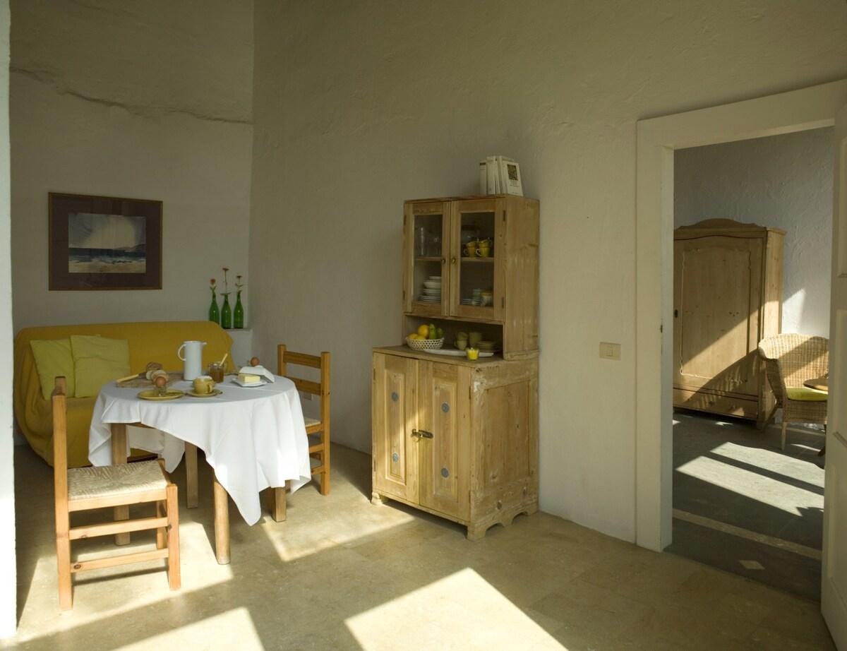 La Grapo: Living room