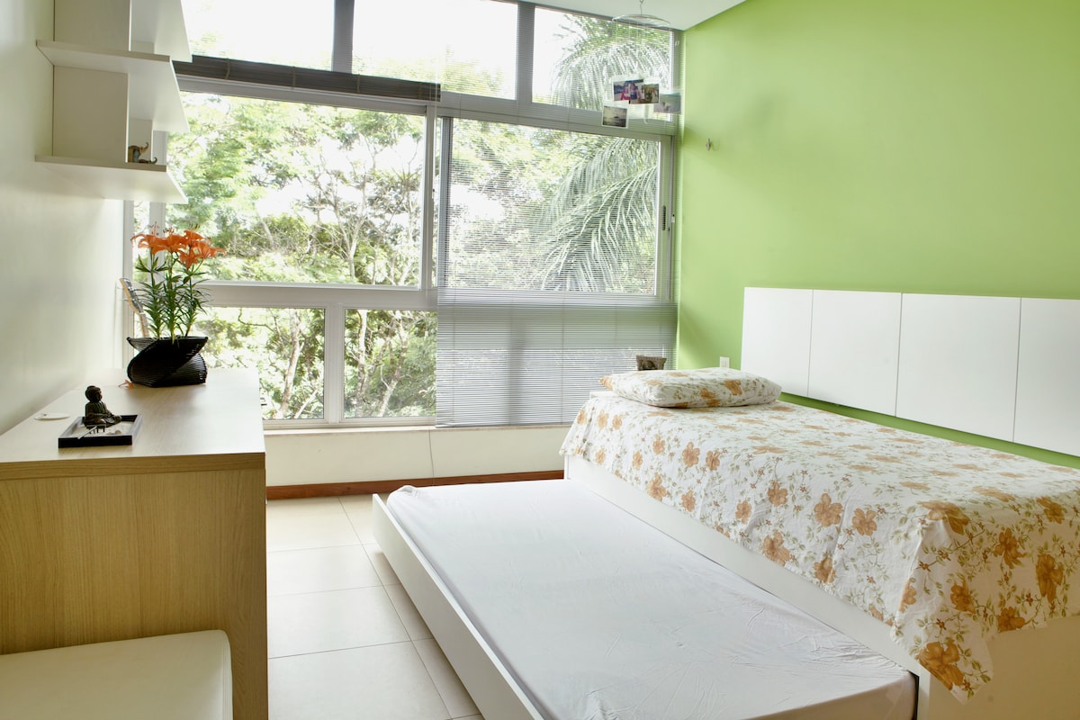 Your room, just waiting for you!