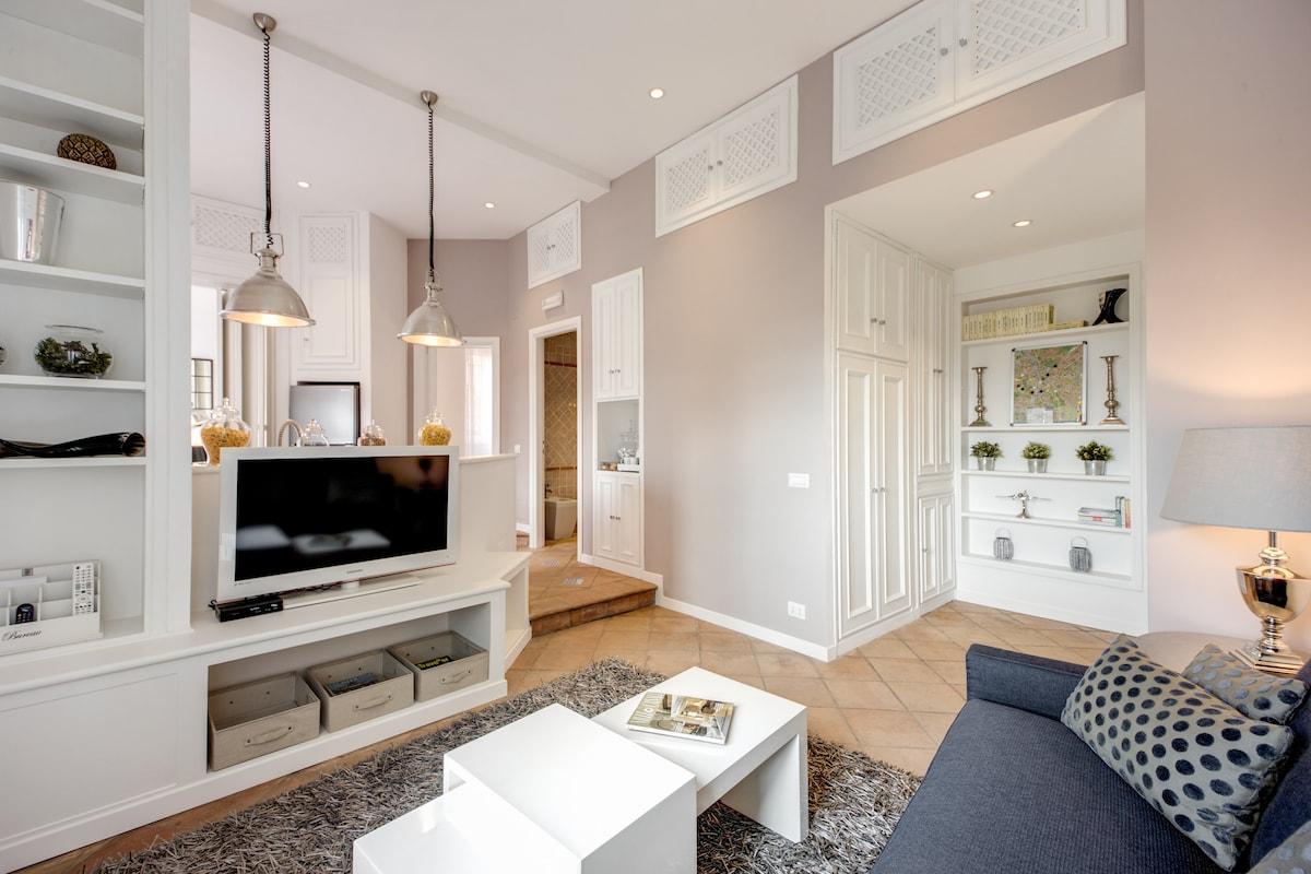 SAN PIETRO luxury apartment