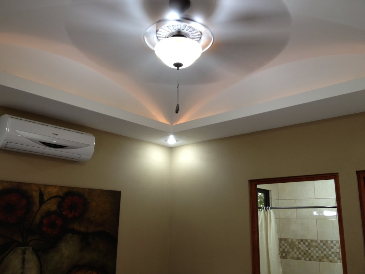 Custom Rounded Ceiling with Indirect Lighting