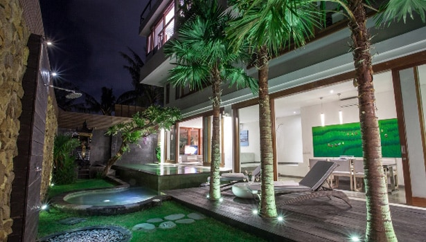 Family friendly 2BR villa, Seminyak