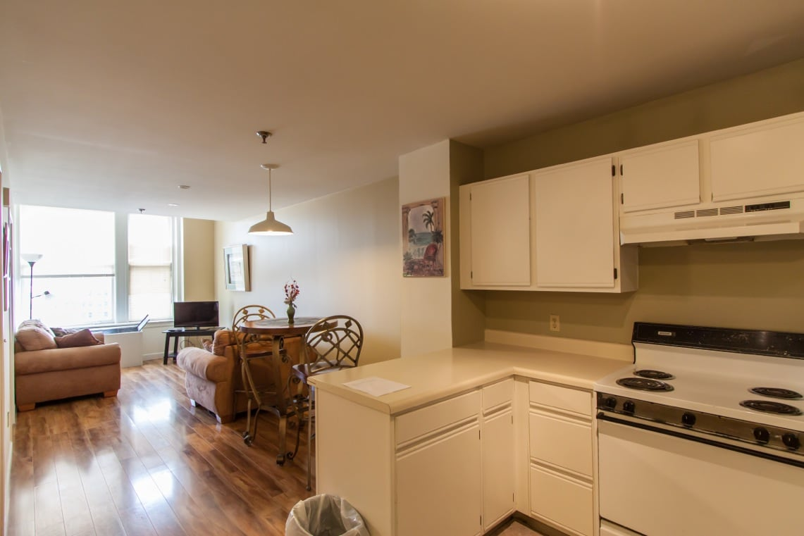 Renovated 1 BR in Downtown Memphis