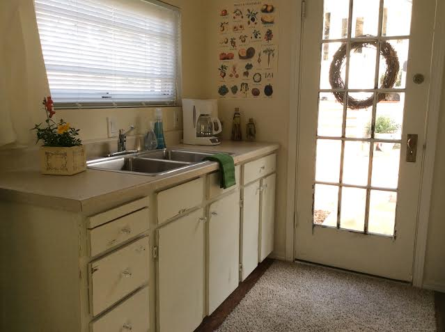 Kitchen - if you want to stay in for a meal!