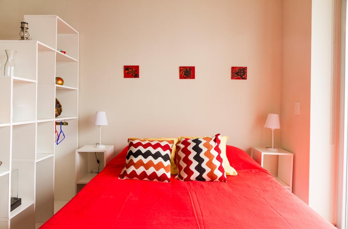 Comfortable Studio Flat in Palermo