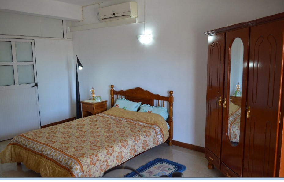 Studio 1: Air-Conditioned Bedroom