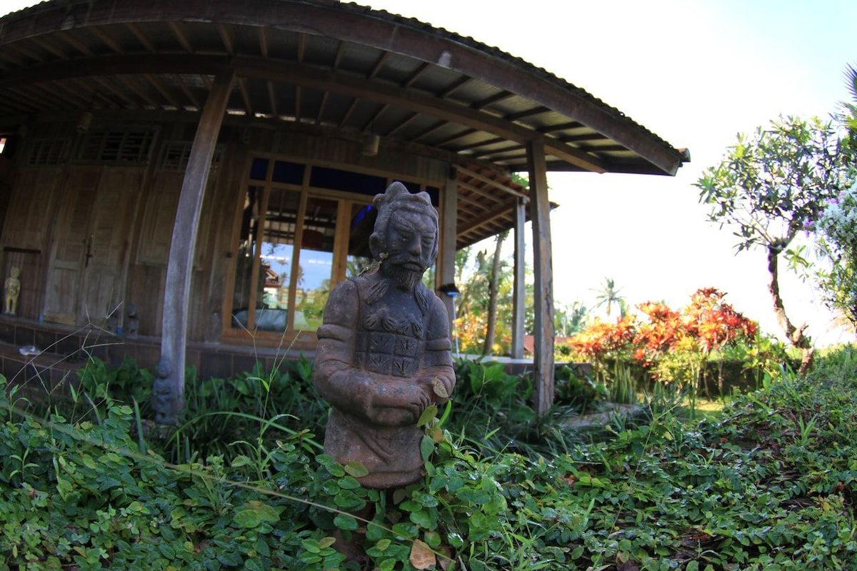 Balian Surf Villa