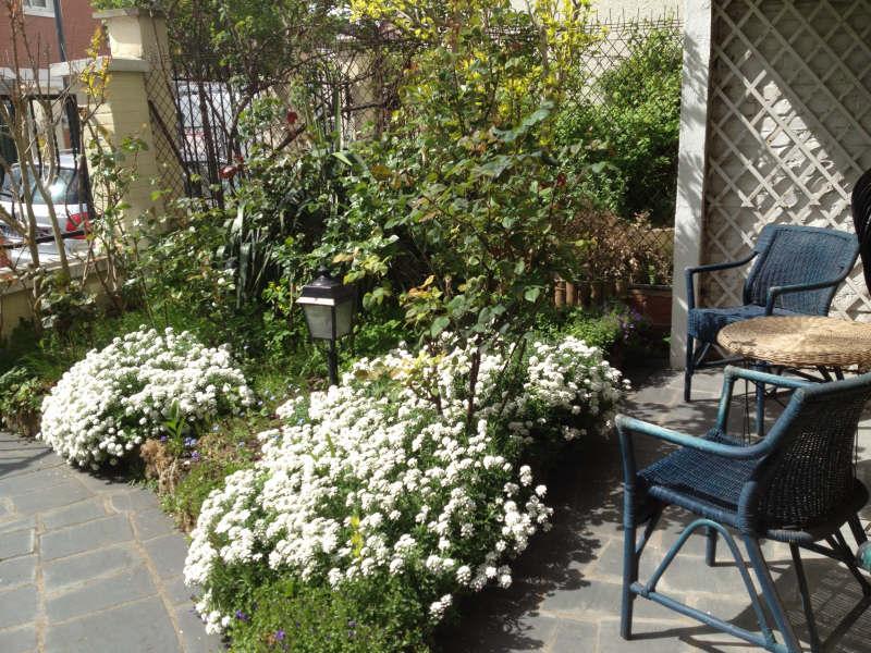 Studio with garden 17min from Paris