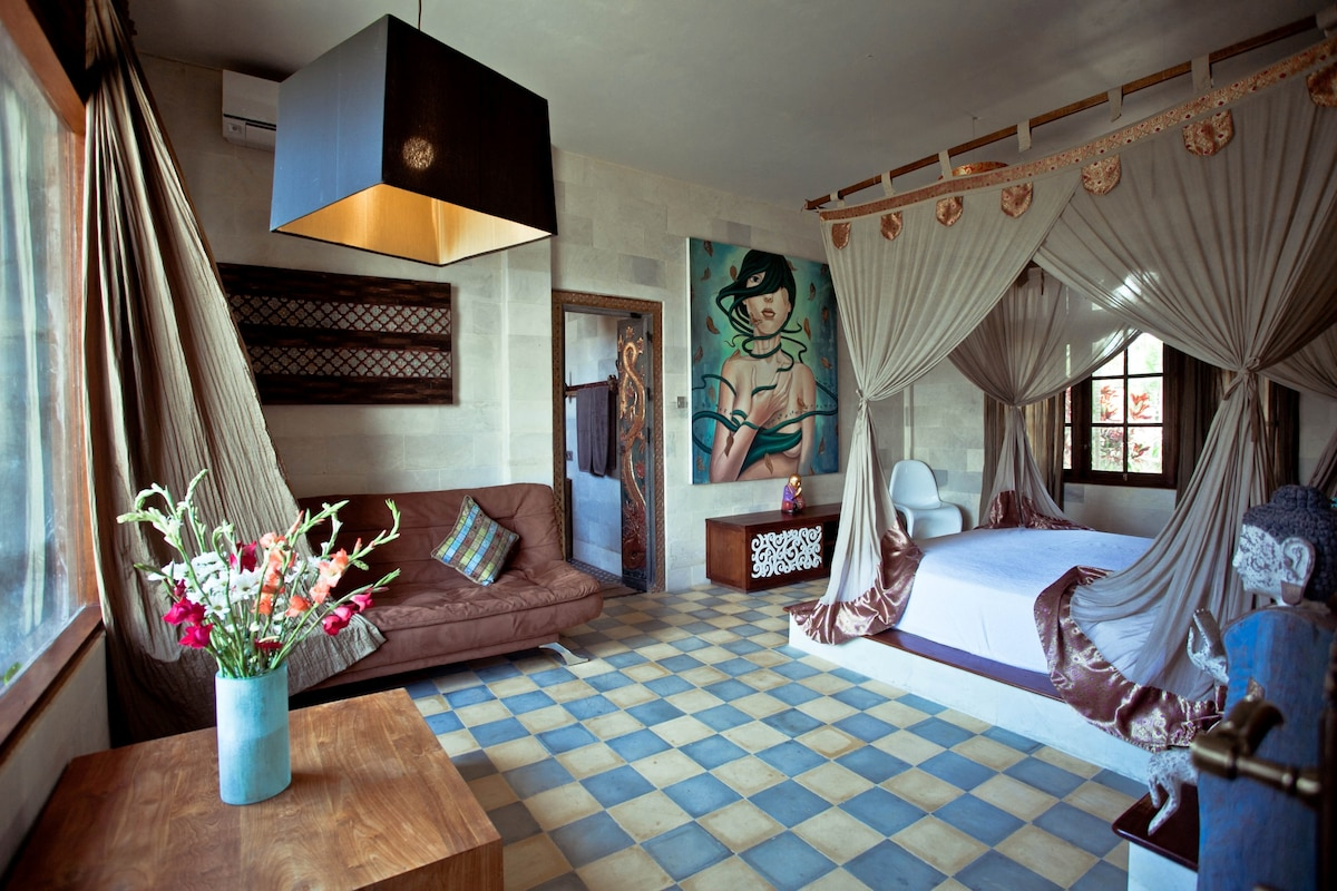 Surprise room in awesome Villas!