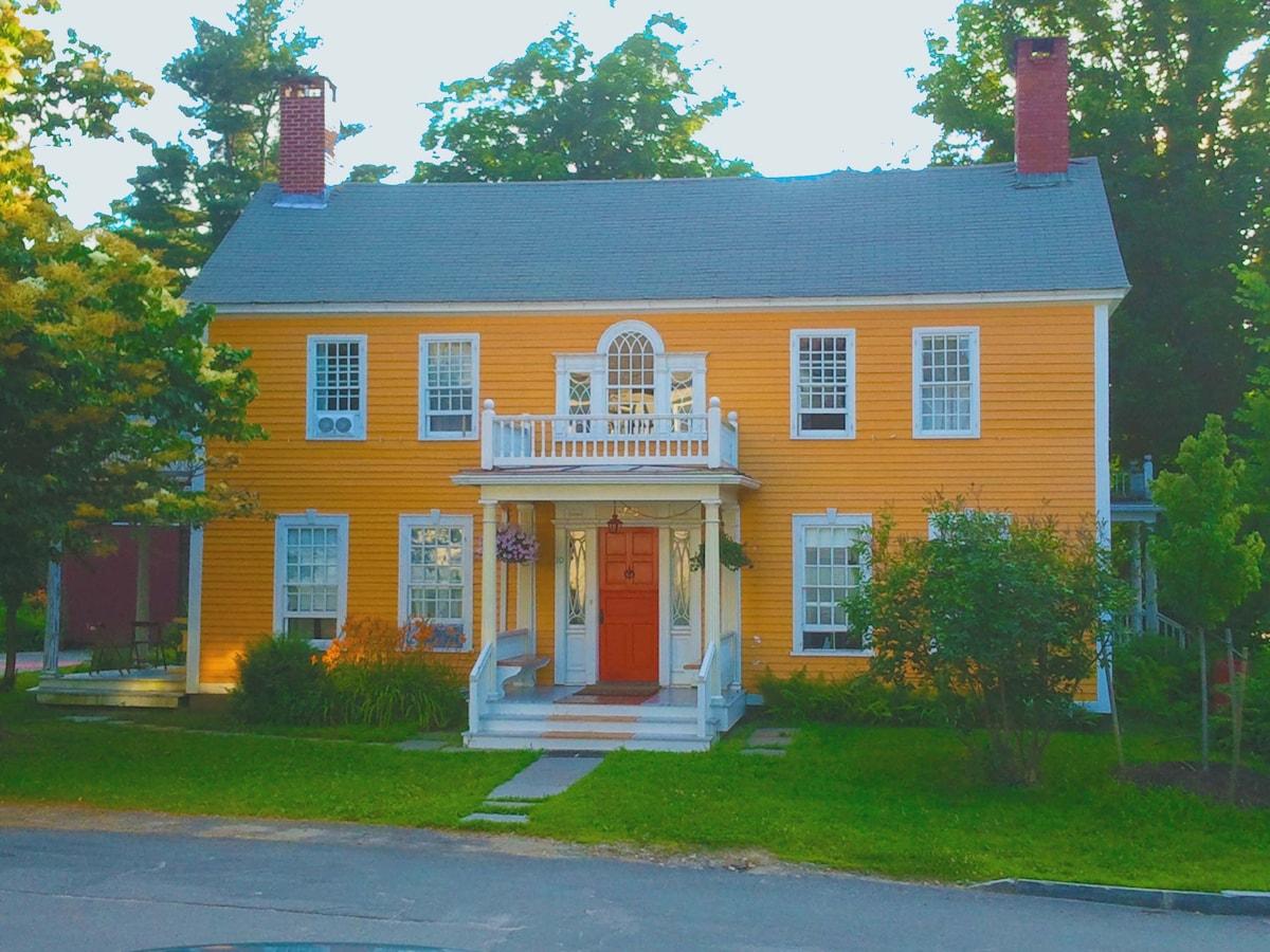 1795 Inn in Downtown Ashfield