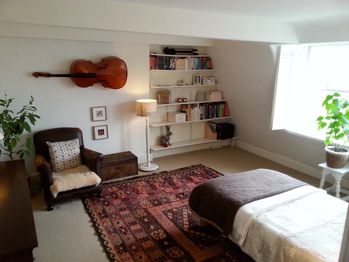 Large pretty room in central Bath