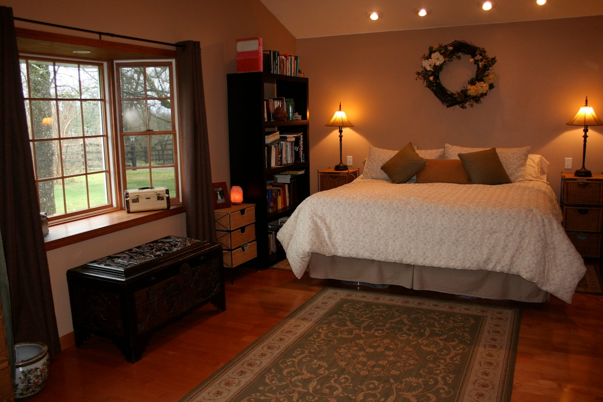 Sweet Suite in the Country