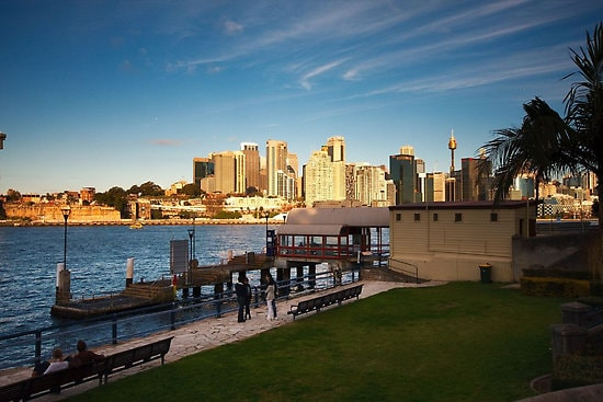 Our local ferry stop is 5 minutes walk away. Sydney City 5 minutes on a Ferry or 15 minutes by bus. The Harbour is your oyster!