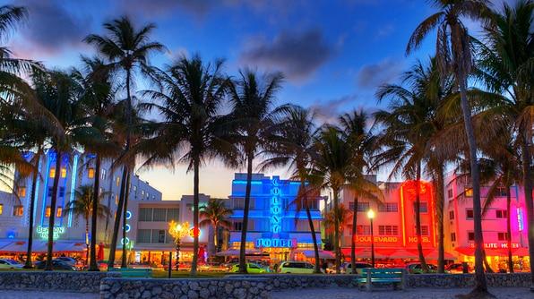 Miami Nights South Beach Studio