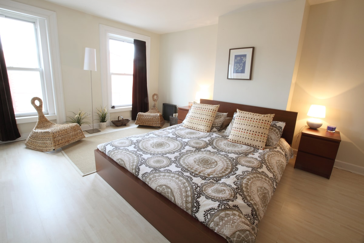 #3~Studio Suite-10 mins Manhattan!