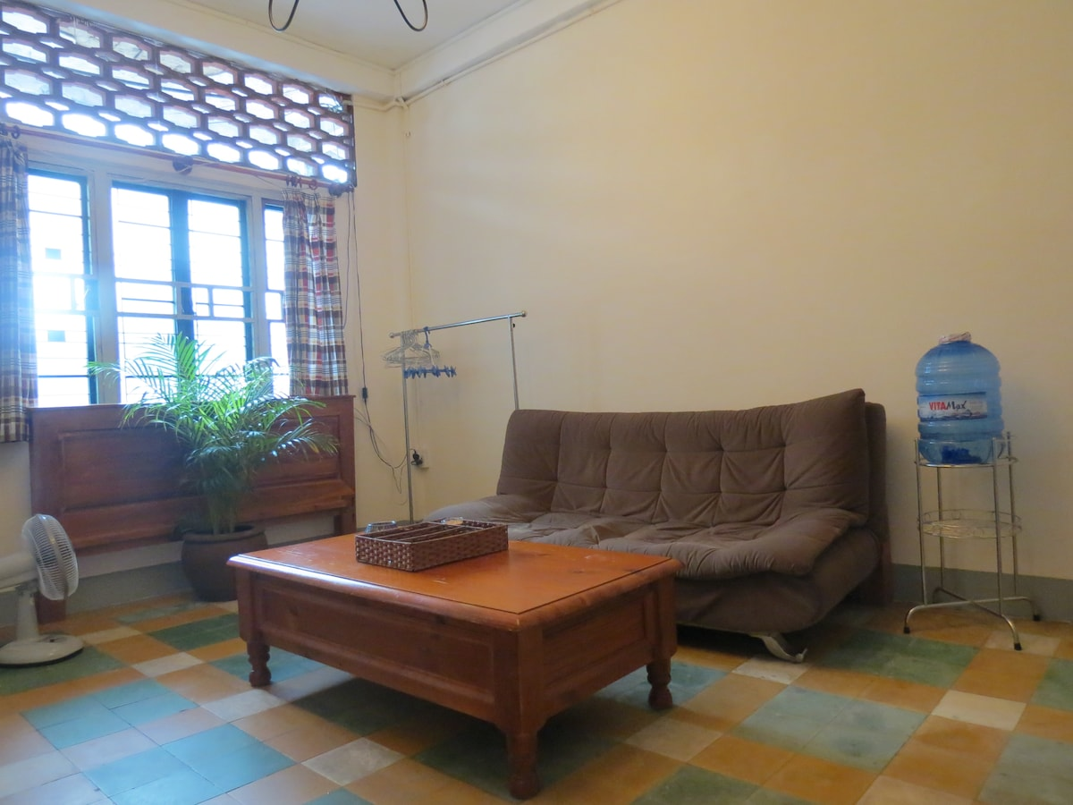 Charming Apt -Heart of Saigon, CBD