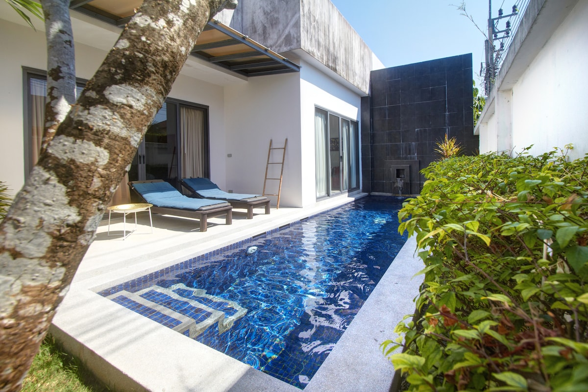 Family Friendly Luxury Pool Villa
