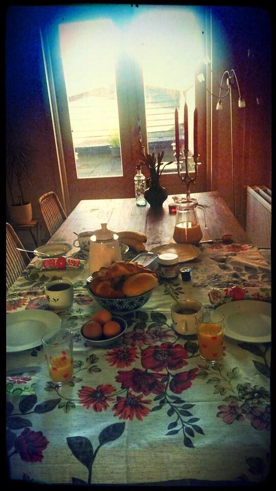 Full breakfast is possible!