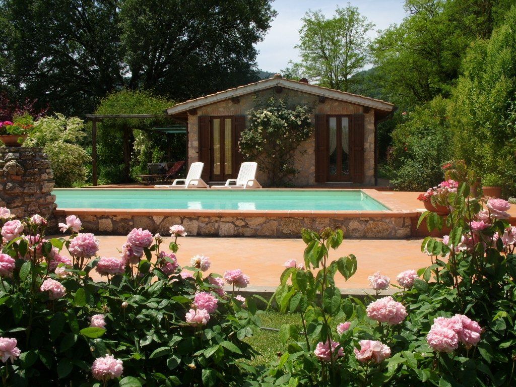 Casale Eredità Cottage with pool