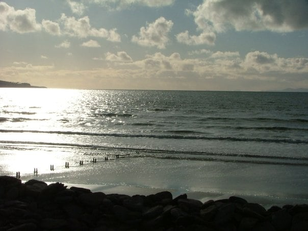 Another picture of the local blue flag beach 10 mins away.