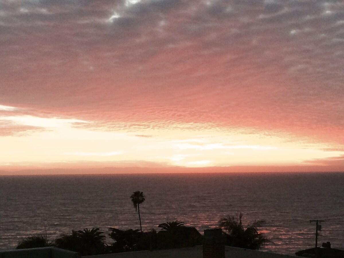 The best ocean view!