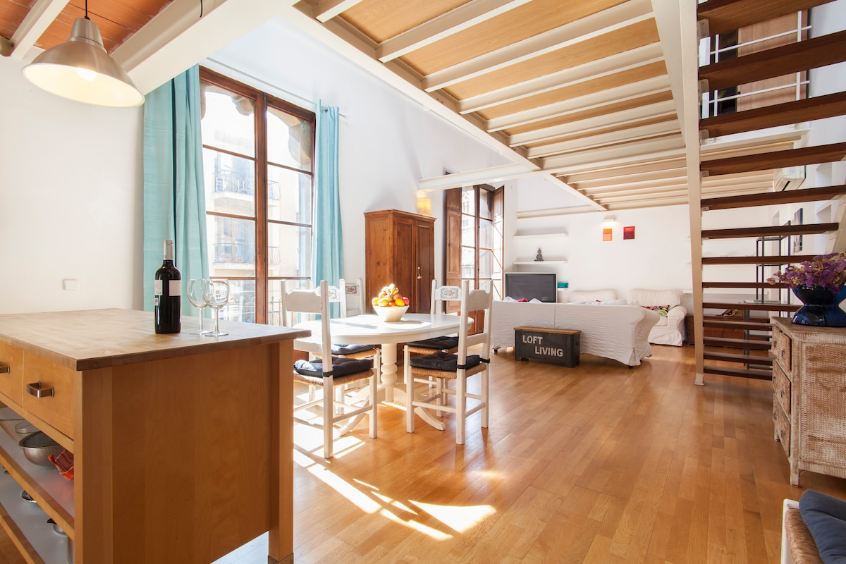 Charming Loft Santa Catalina Palma