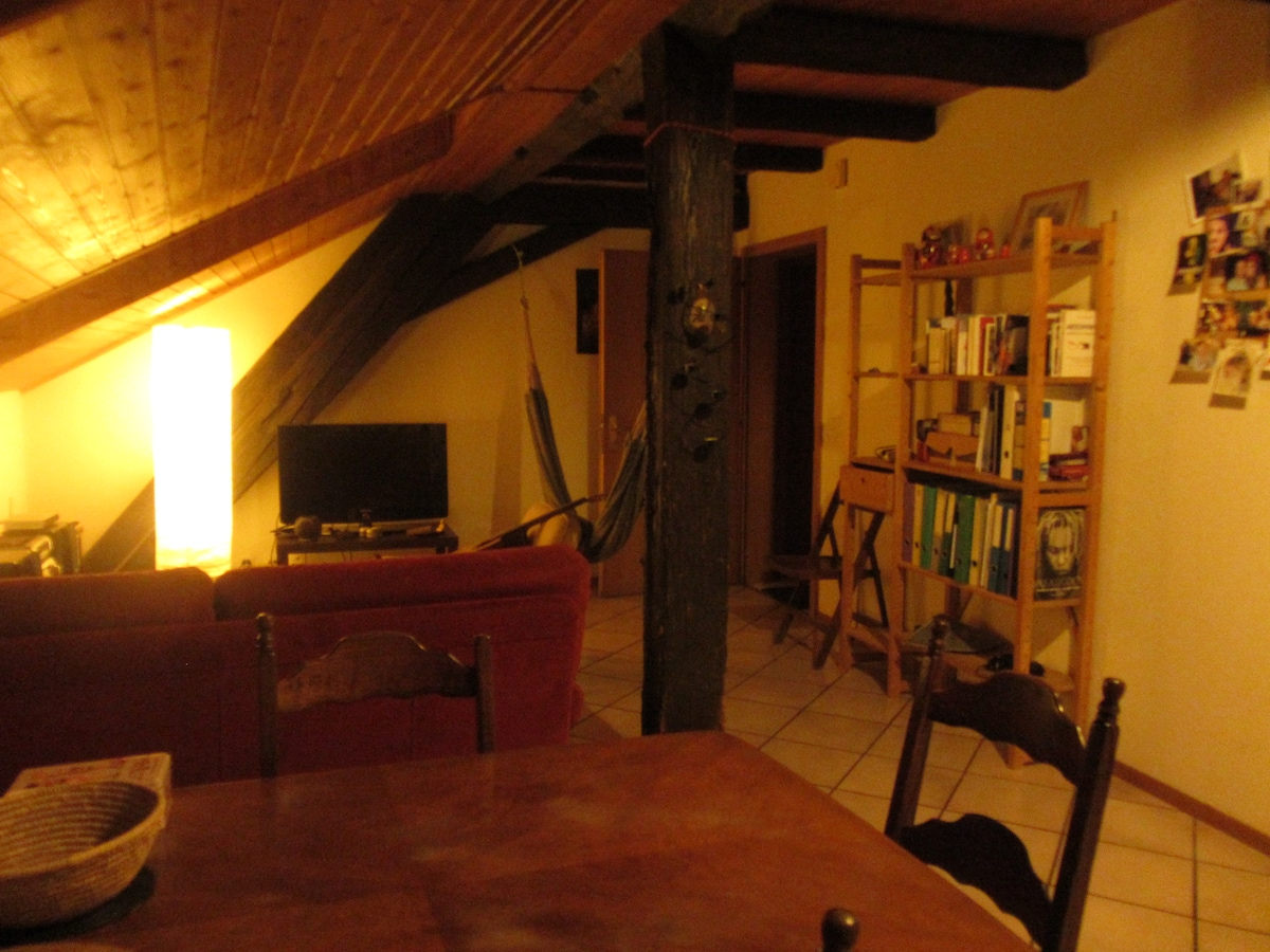 charmant petit appartement