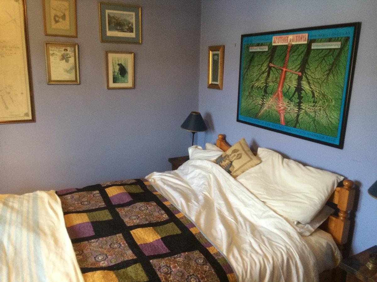 Nice bedroom in Wendover.