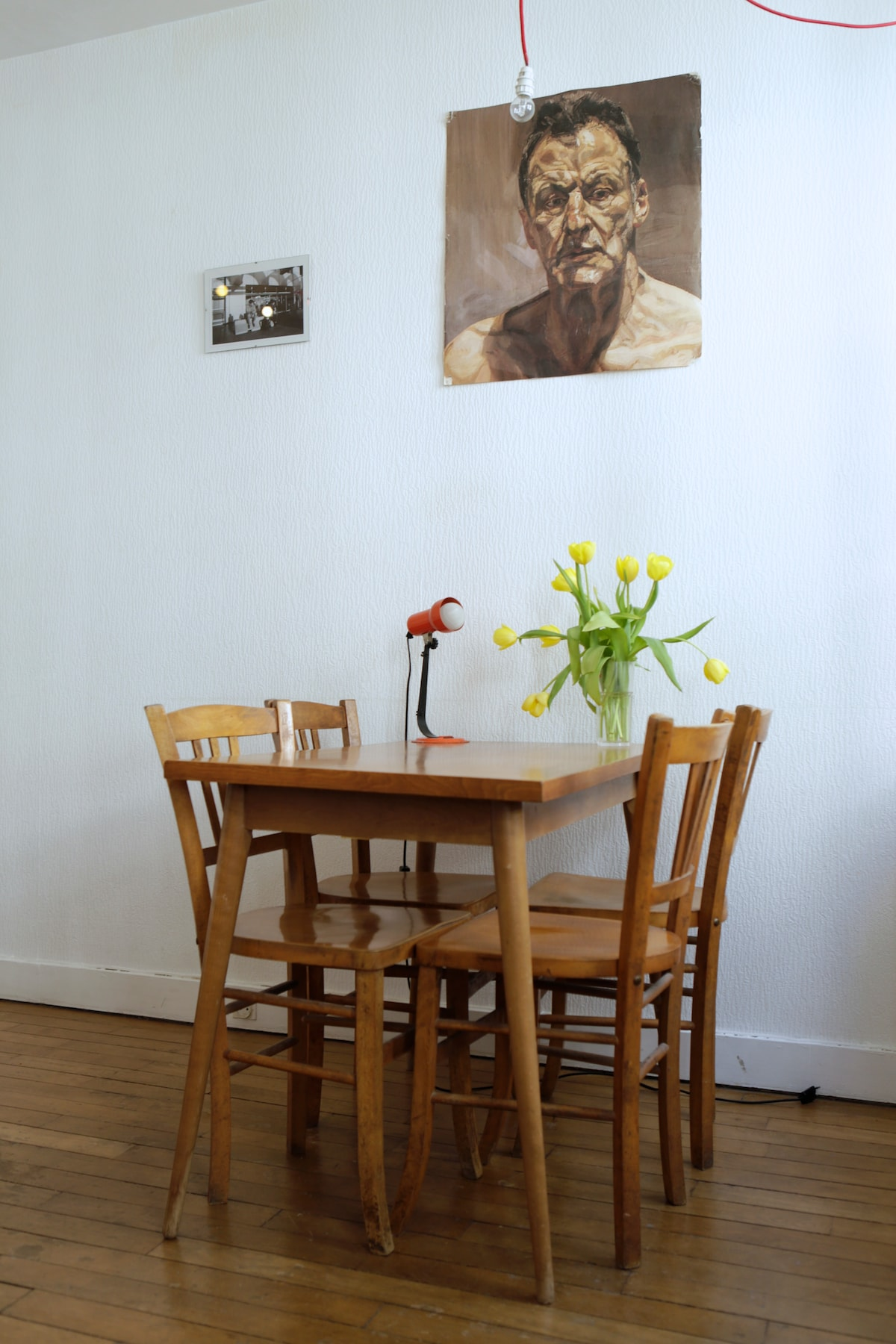 Studio in charming district Marais