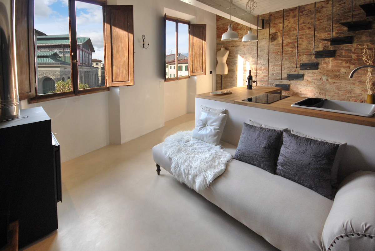 LOFT in center of Florence