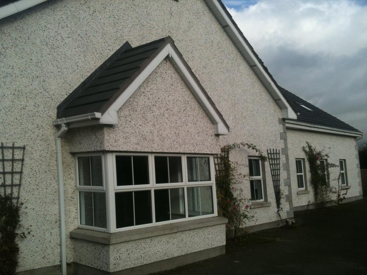 Modern Comfy House in Rural Ireland