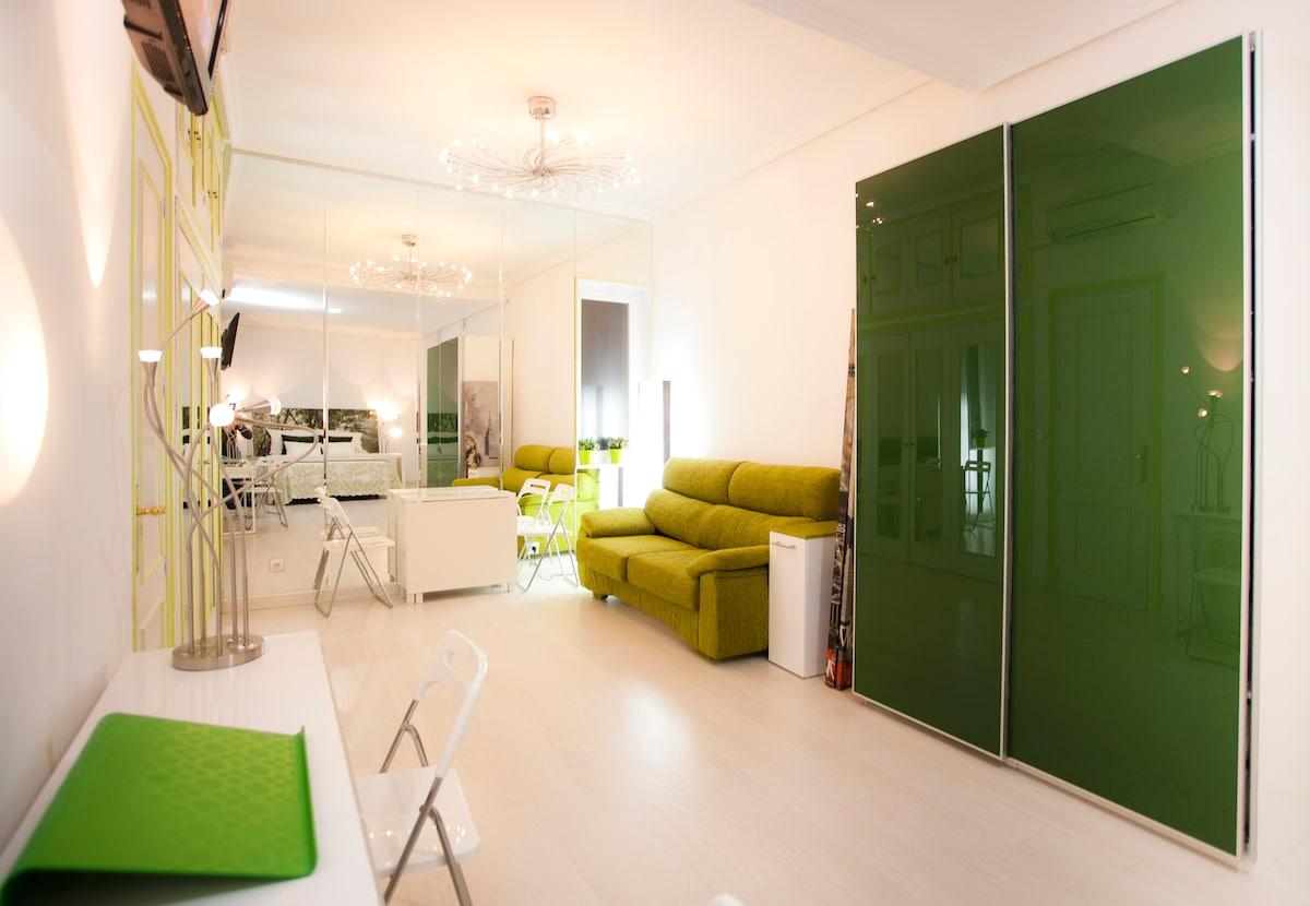 Precioso apartamento en Gran Via