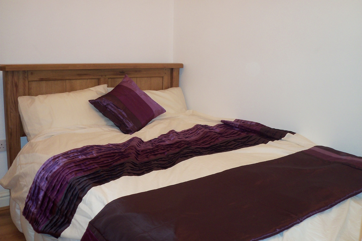 One bed apartment central Cardiff