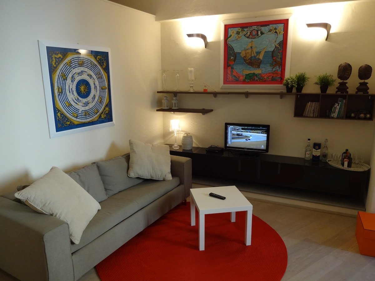 Brand new apt in heart of Florence