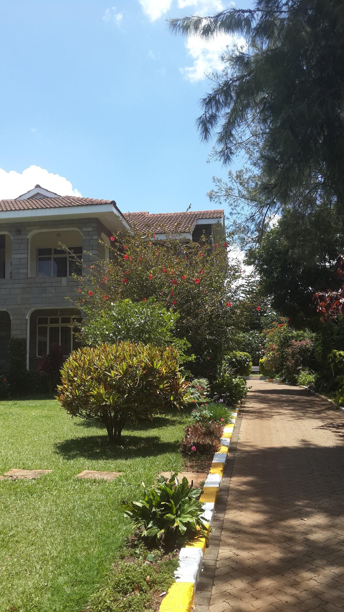 Nyumbani : Be at home here
