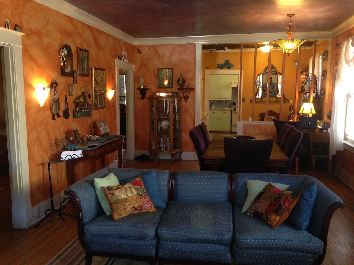 Charming and Eclectic 1925 Bungalow