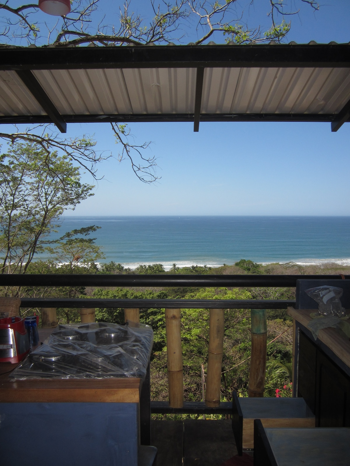 view of 3 famous surf breaks all from emerald abode