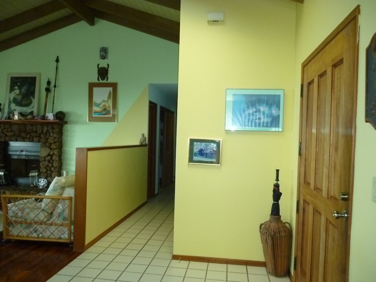 Livingroom for guests