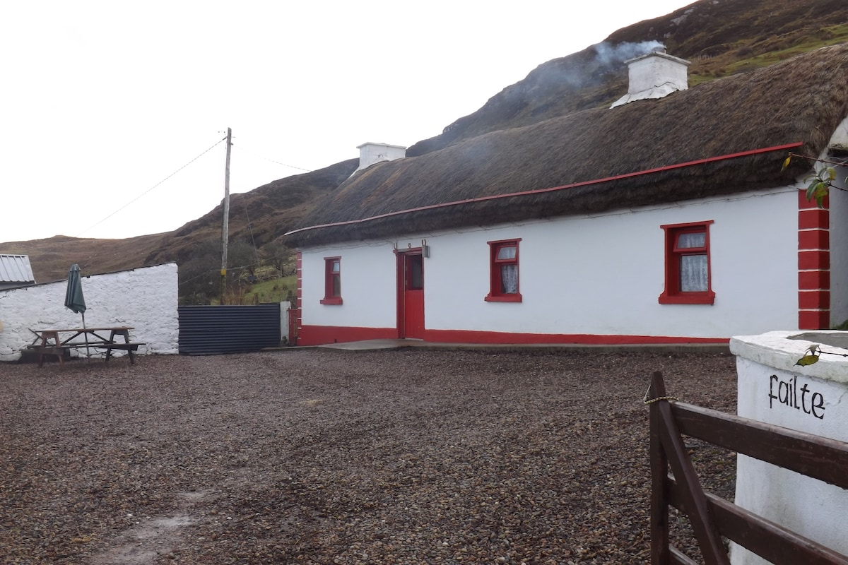 Paddy Unions Cottage  Co Donegal